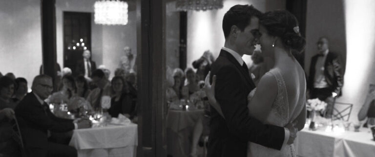 wedding video ancaster mill hamilton first dance