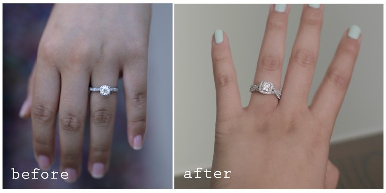 Engagement Rings to customize or not to customize…AFTER the proposal