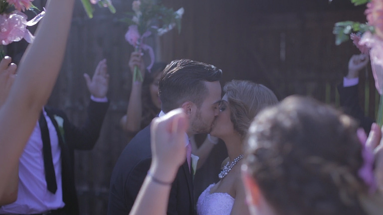The Lakeview by Carmen's Hamilton wedding video
